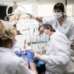 Esterilización odontología